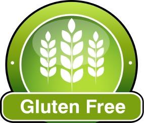 Certificación gluten free
